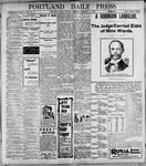 Portland Daily Press: February 21, 1899