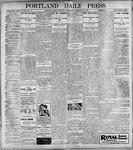 Portland Daily Press: February 22, 1899