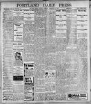 Portland Daily Press: February 23, 1899