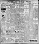 Portland Daily Press: February 24, 1899