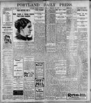 Portland Daily Press: February 25, 1899
