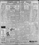 Portland Daily Press: February 27, 1899