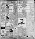 Portland Daily Press: February 28, 1899