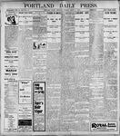 Portland Daily Press: March 2, 1899