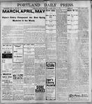 Portland Daily Press: March 4, 1899