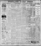 Portland Daily Press: March 8, 1899