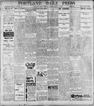 Portland Daily Press: March 9, 1899