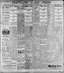 Portland Daily Press: March 10, 1899