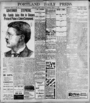 Portland Daily Press: March 11, 1899