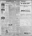 Portland Daily Press: March 13, 1899