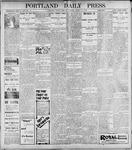 Portland Daily Press: March 14, 1899