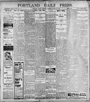 Portland Daily Press: March 16, 1899
