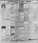 Portland Daily Press: March 21, 1899