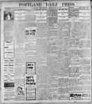 Portland Daily Press: March 23, 1899