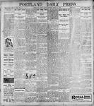Portland Daily Press: March 24, 1899