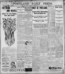 Portland Daily Press: March 29, 1899