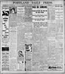 Portland Daily Press: March 30, 1899