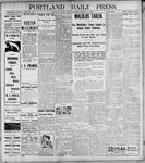 Portland Daily Press: March 31, 1899