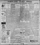 Portland Daily Press: April 3, 1899