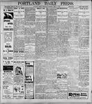 Portland Daily Press: April 6, 1899