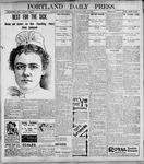 Portland Daily Press: April 8, 1899