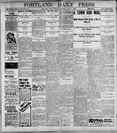 Portland Daily Press: April 11, 1899