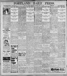 Portland Daily Press: April 13, 1899
