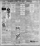 Portland Daily Press: April 15, 1899