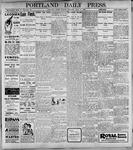 Portland Daily Press: April 17, 1899