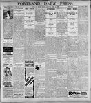 Portland Daily Press: April 18, 1899