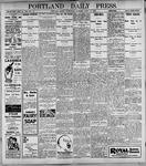 Portland Daily Press: April 19, 1899