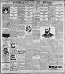 Portland Daily Press: April 20, 1899