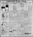 Portland Daily Press: April 21, 1899