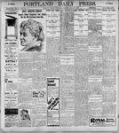 Portland Daily Press: April 22, 1899