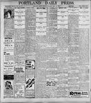 Portland Daily Press: April 25, 1899