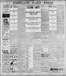 Portland Daily Press: April 28, 1899