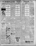 Portland Daily Press: April 29, 1899