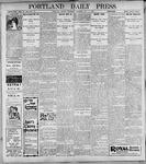 Portland Daily Press: May4, 1899