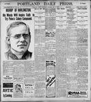 Portland Daily Press: May6, 1899