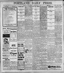 Portland Daily Press: May30, 1899