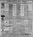 Portland Daily Press: June2, 1899