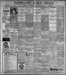 Portland Daily Press: June3, 1899