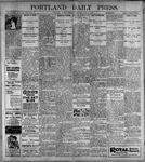 Portland Daily Press: June6, 1899