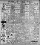 Portland Daily Press: June7, 1899