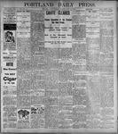 Portland Daily Press: June12, 1899
