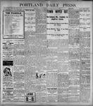 Portland Daily Press: June13, 1899