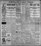 Portland Daily Press: June14, 1899