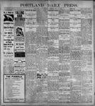 Portland Daily Press: June15, 1899