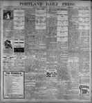 Portland Daily Press: June17, 1899
