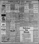 Portland Daily Press: June21, 1899